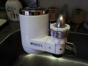 ブリタ浄水器 オンタップ