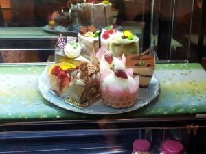 桜珈琲 ケーキ
