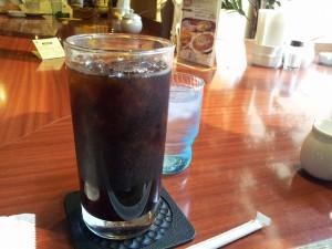 カフェ三番館 水出しコーヒー